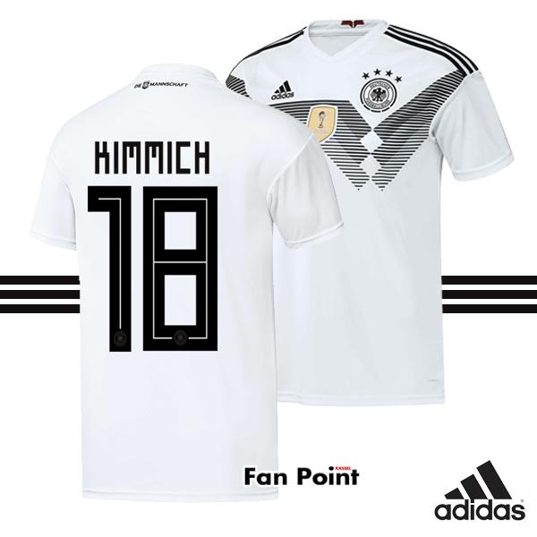 sports shoes 7fb62 1d556 Trikot Adidas DFB WM 2014 Home mit Druck Weltmeister /[164 ...