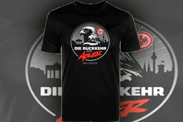 Das Pokalfinal Shirt Der Eintracht Aus Frankfurt Ist Ab Sofort