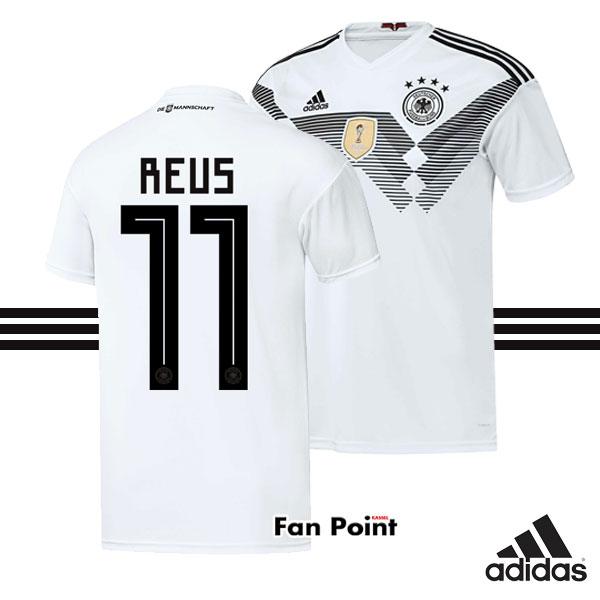 Adidas Deutschland WM 2018 DFB Trikot Heim REUS